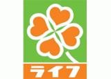 株式会社ライフコーポレーションロゴ