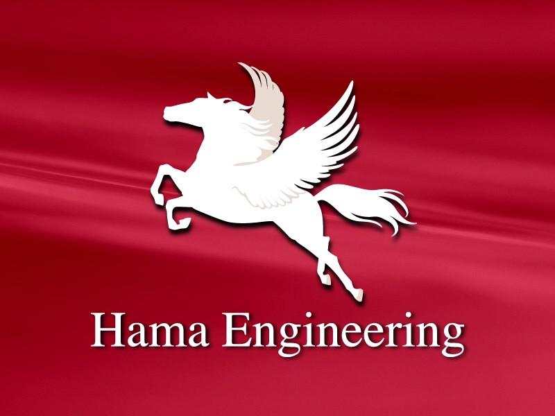 株式会社ハマエンジニアリングロゴ