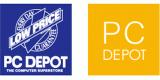 株式会社ピーシーデポコーポレーション(PCデポ)ロゴ