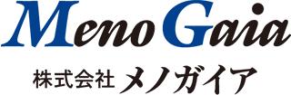 株式会社メノガイアロゴ
