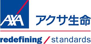 アクサ生命保険株式会社ロゴ